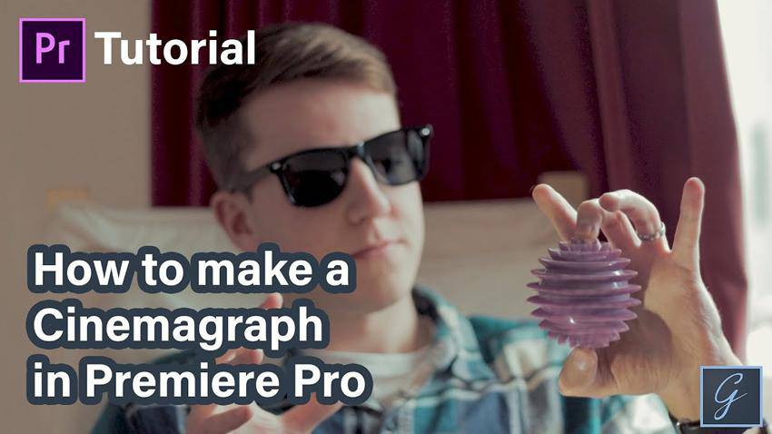 How to Make a Cinemagraph in Adobe Premiere Pro